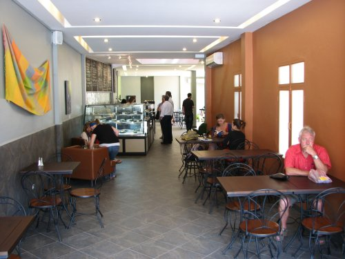 Common Grounds Cafe Vientiane