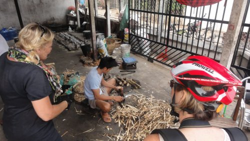 Vientiane ByCycle - I want to ride my bicycle
