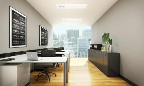 Bangkok Office Cheapest In Asia Pacific