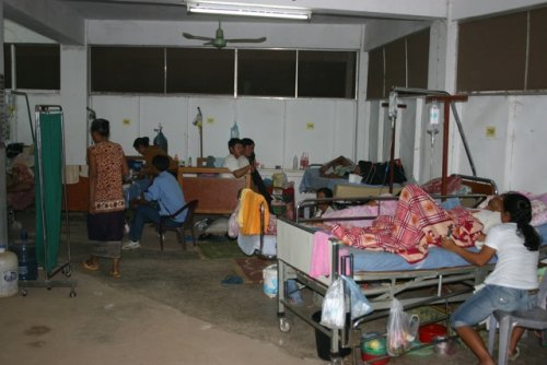 Journey Through Laos: Where Are All the Doctors?