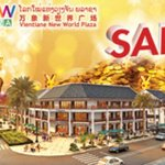 Vientiane New World Offers Retail Units For Purchase