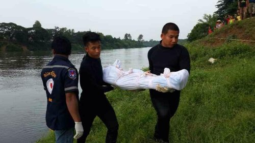 Vientiane Rescue Team Recovers Bodies Of Six Missing Children