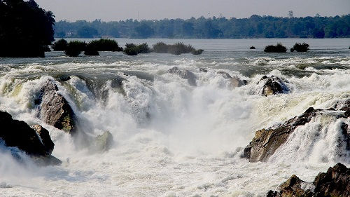Khonphapheng Waterfall Recorded As The World Largest