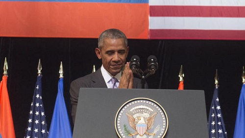 Obama Regrets 'Biggest Bombing In History'