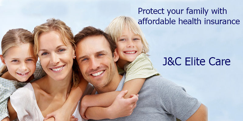 Protect your family with affordable health insurance