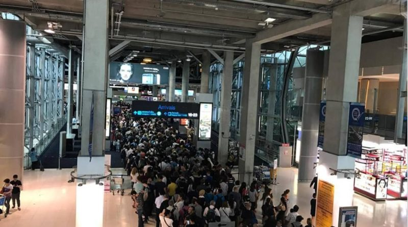 Thai immigration Warns Visa Waits Of 4 Hours At Bangkok Airports