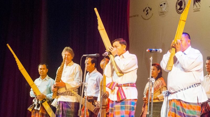Khaen Music Of The Lao People Celebrated As Humanity's Heritage