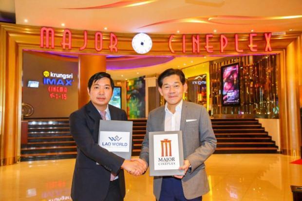 Major To Open New Cinema In Laos