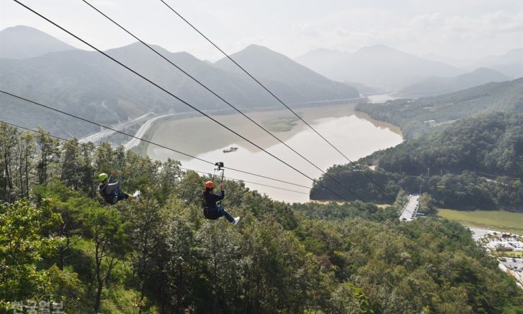 Zipline failure kills Korean tourist