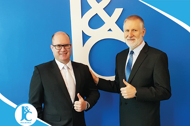 Handing Over The Reins At J&C Insurance