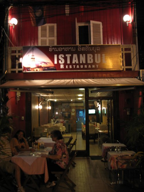Turkish Flavor In Vientiane: Restaurant Istanbul