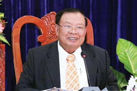 Official corruption a great concern, Vice President says