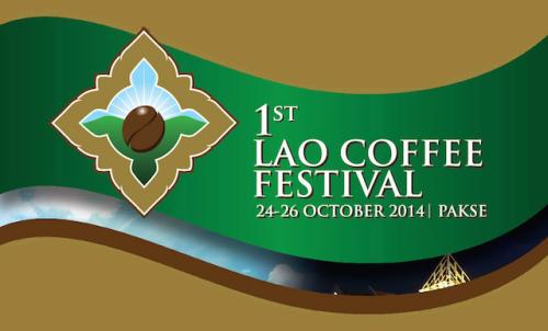 Lao Coffee Festival 2014