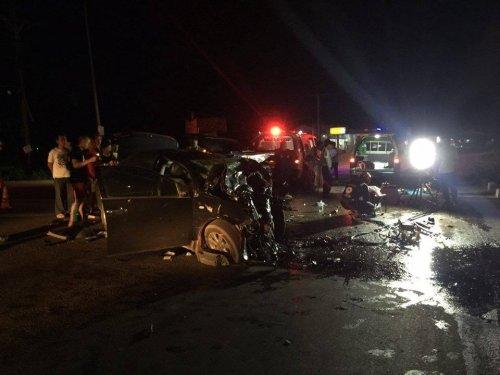 More People Die On Vientiane's Roads