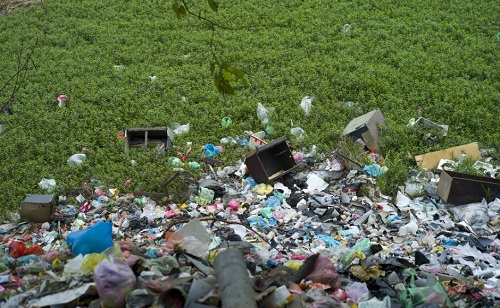 5 Asian Countries Produce Majority Of Plastic In World's Oceans