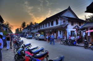 Magical Laotian Town Preserved By UNESCO Loses Its Soul