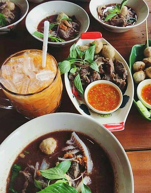 Boat Noodles, The Dish For Diners On The Move