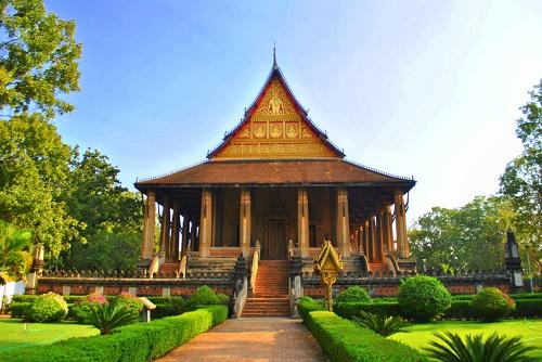Restoration Beautifies National Icon - Hor Pha Keo Museum