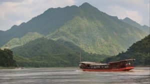 Cruising The Mighty Mekong In Style