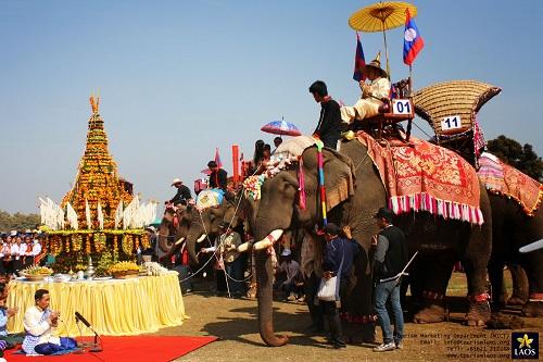Champassak tempting tourists for Visit Laos-China Year