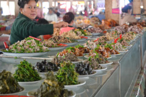 Lao food prices higher than neighbours