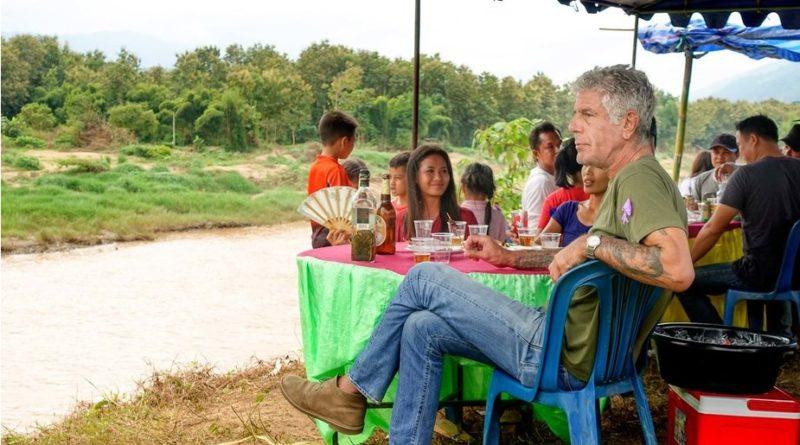 Anthony Bourdain explores the dark hidden history of Laos