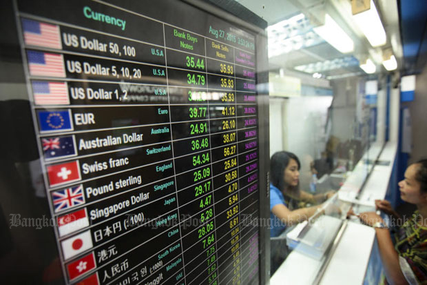 Sell Baht Now: Credit Suisse