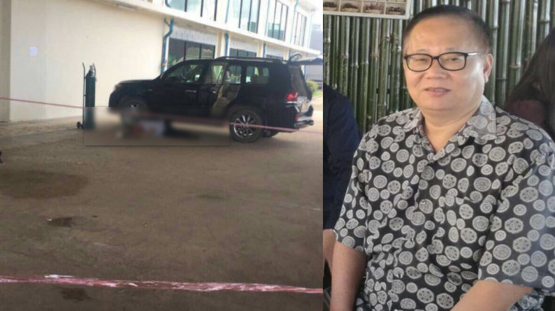 Expat Business Owner Shot Over Dispute - Police