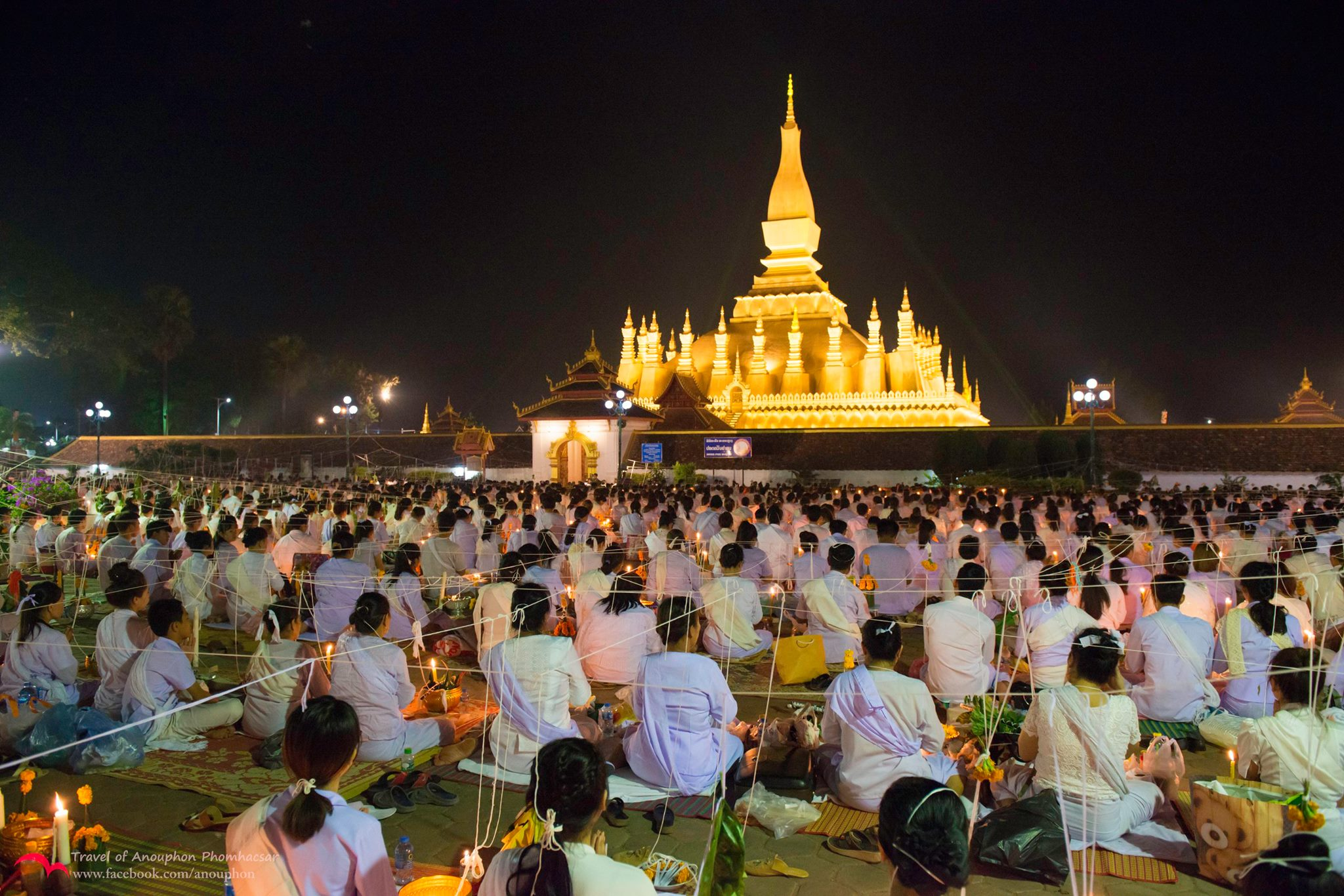 That Luang Festival 2017
