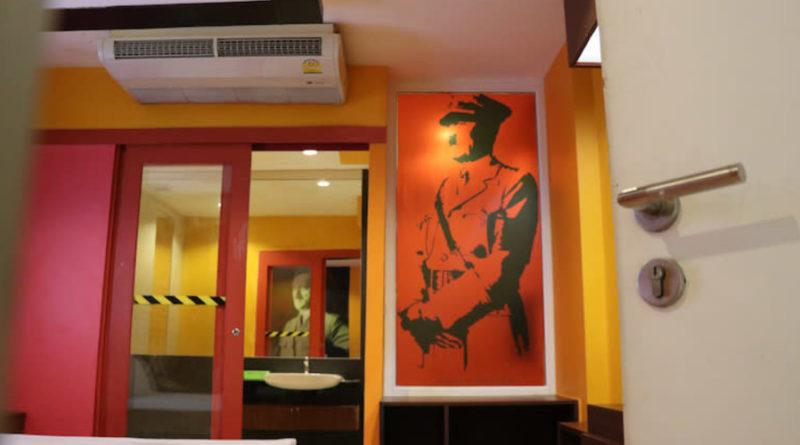 Thai Hotel Features Nazi-Themed 'Communist' Room