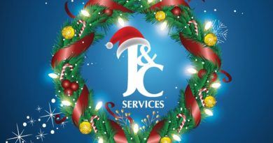 J&C Services Holiday Season Wishes