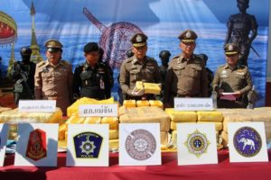 Laos, China, Myanmar and Thailand to join hands against drug trafficking