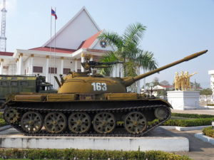 Laos Continues To Deepen Military Ties With Russia But Risks Chinese Backlash