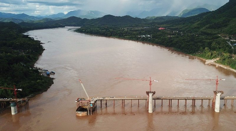 The 414km railway from Yunnan's provincial capital of Kunming to the Laotian capital of Vientiane would cut travelling time to three hours, from three days