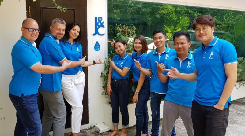 J&C Services RefillMyBottle