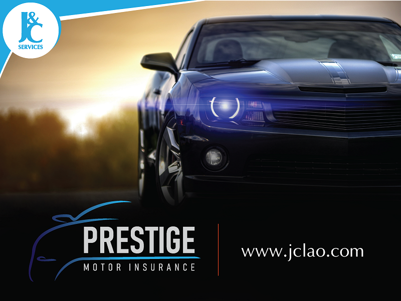 J&C Services PRESTIGE motor insurance