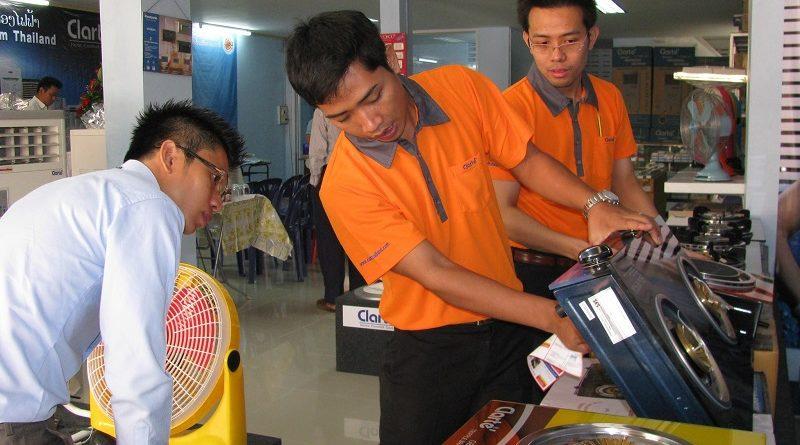 Lao Trade Figures Struggle To Reach Target