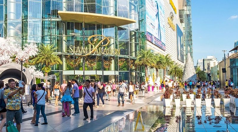 Malls And Markets in Bangkok Ordered to Close Until 12 April