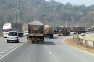 Investors Call The Government Considers Import And Export Goods Via Local Checkpoints