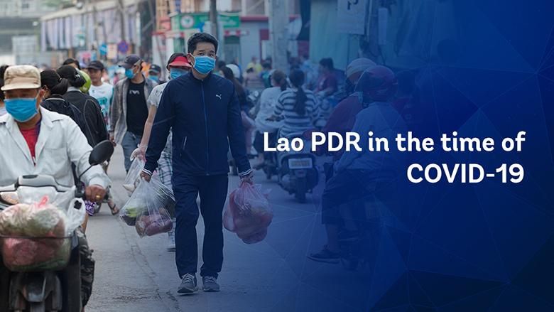 Lao Economy Suffering Due To Covid-19 Outbreak