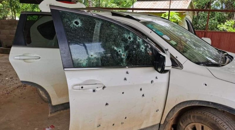 Four Shot Dead, One Wounded During Bokeo Armed Robbery