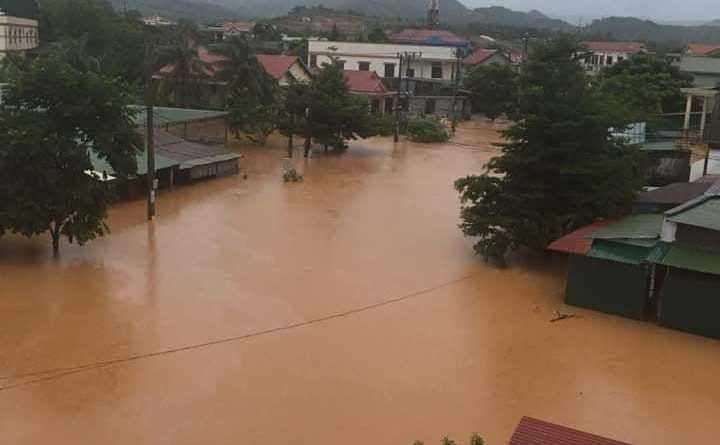 Authorities Seeking To Aid Savannakhet Flood Victims