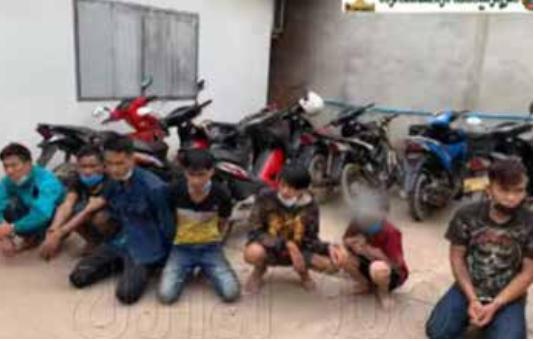 Police make breakthrough in motorbike theft