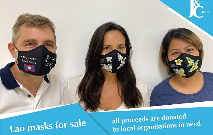 Get Your Beautiful Lao Masks Today !
